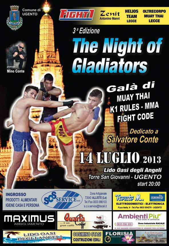 Night of the gladiator 3
