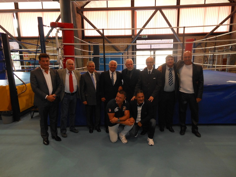 boxing open day 2013